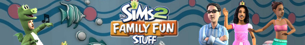 The Sims 2 Family Stuff